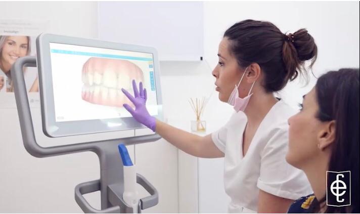Escáner intraoral