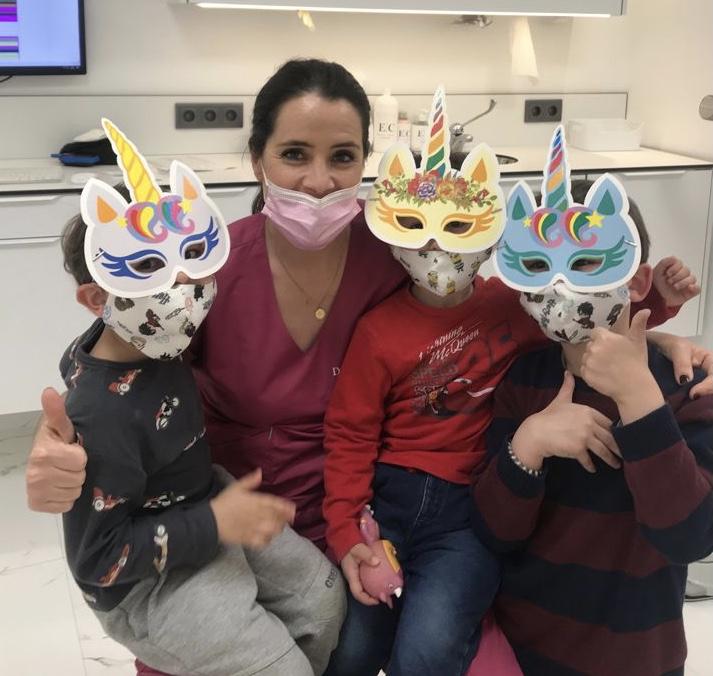 Odontopediatría Esther Cano