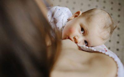 Lactancia materna y salud oral del bebé